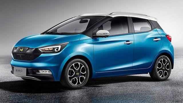 Có gì bên trong chiếc ô tô điện Trung Quốc giá 200 triệu, chạy 302km trong 1 lần sạc? - Ảnh 6.