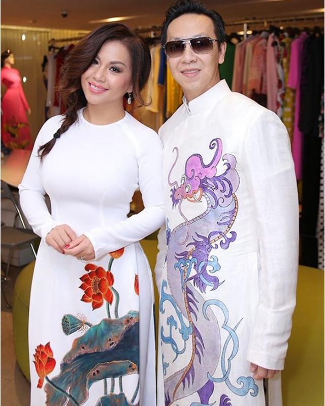 Quyền lực và giàu có như chị em nhà Cẩm Ly: Chị làm vợ ông chủ hãng đĩa đình đám, em cưới tỷ phú gốc Việt nức tiếng đất Mỹ, cô út an nhiên 2 thập kỉ không con cái bên chồng đại gia - Ảnh 9.
