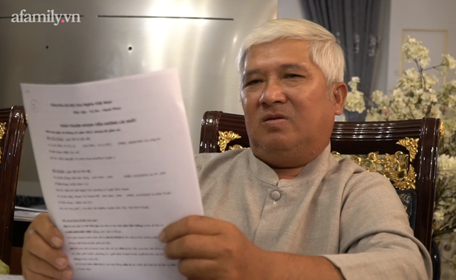 Thêm nạn nhân tố bị lương y Võ Hoàng Yên lừa ký giấy vay nợ tiền tỷ, đe dọa ép giao 19ha đất - Ảnh 2.
