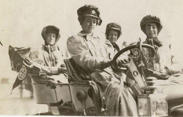 Những ngườiphụ nữ góp phần thay đổi ngành công nghiệp xe hơi - Ảnh 5.