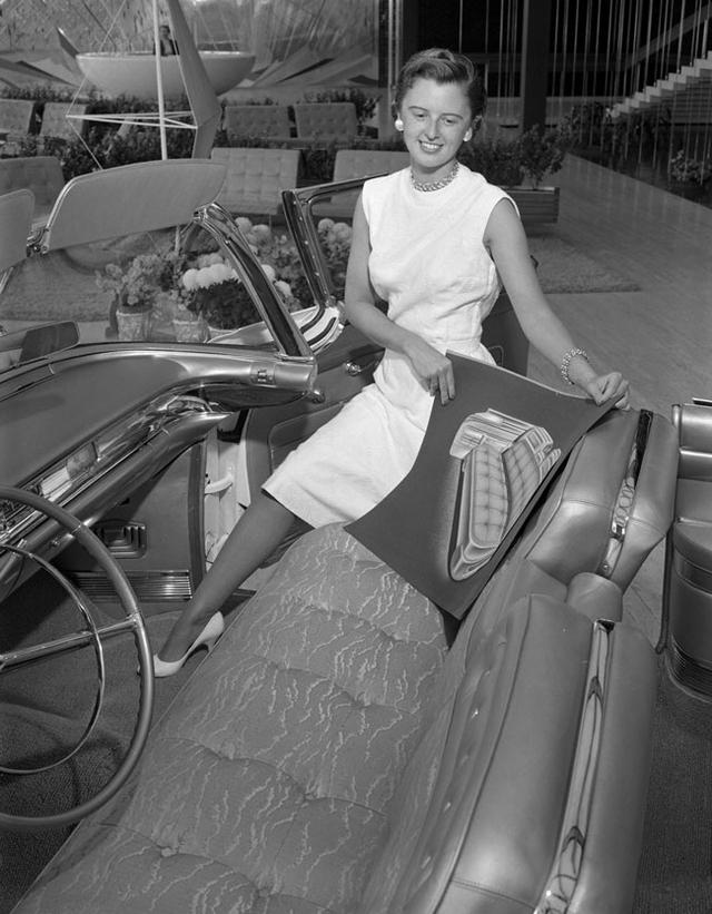 Những ngườiphụ nữ góp phần thay đổi ngành công nghiệp xe hơi - Ảnh 7.