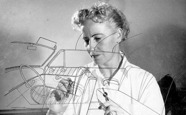Những ngườiphụ nữ góp phần thay đổi ngành công nghiệp xe hơi - Ảnh 8.