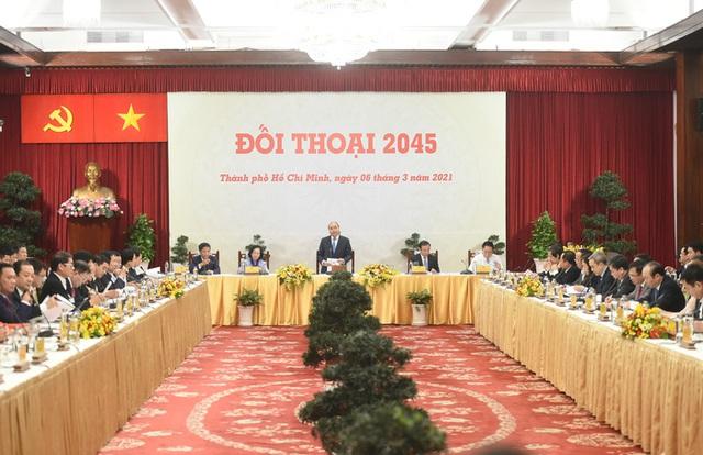 Thủ tướng: Cần giải phóng mọi nguồn lực tiềm ẩn trong gần 100 triệu dân Việt Nam - Ảnh 1.