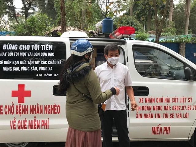 Một người dân bí ẩn ở Hà Nội trả 30 triệu đồng thuê ông Đoàn Ngọc Hải làm việc ở hiệu thuốc - Ảnh 1.