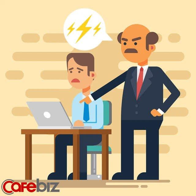 Sếp cần phê bình như thế nào để nhân viên tâm phục khẩu phục? - Ảnh 1.