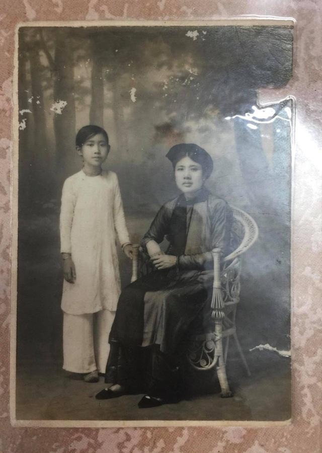 Gặp cụ bà 100 tuổi ở Hà Nội gây sốt bởi nhan sắc trong đám cưới thời trẻ: Sinh ra tại Pháp, từng được mệnh danh là hoa khôi của vùng - Ảnh 2.