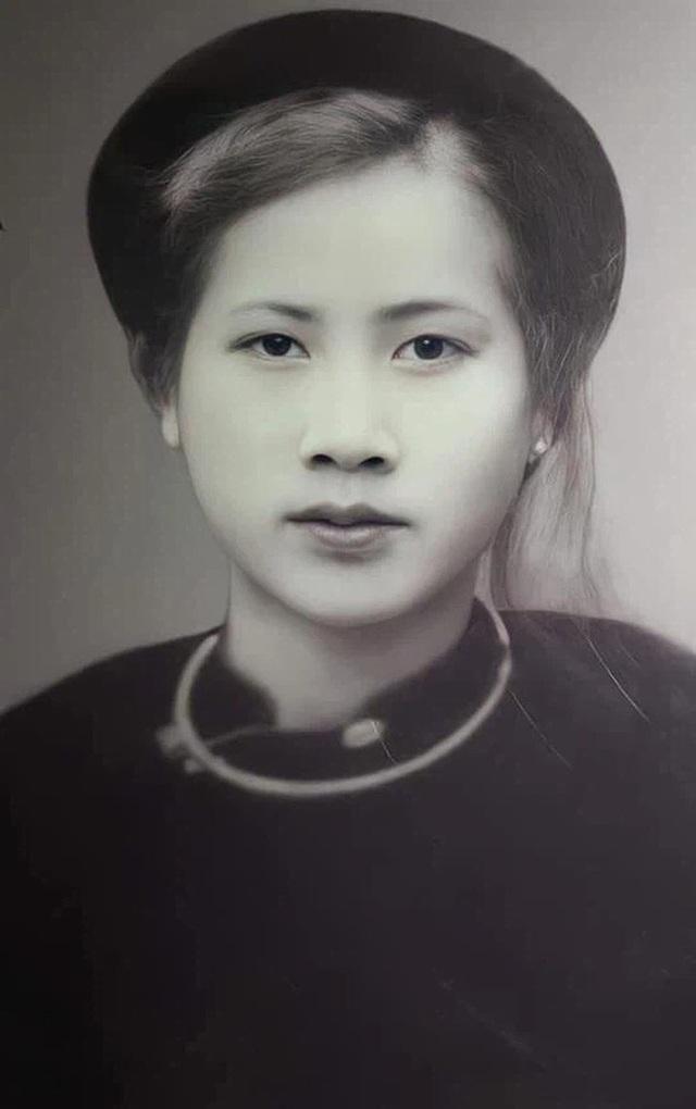 Gặp cụ bà 100 tuổi ở Hà Nội gây sốt bởi nhan sắc trong đám cưới thời trẻ: Sinh ra tại Pháp, từng được mệnh danh là hoa khôi của vùng - Ảnh 3.