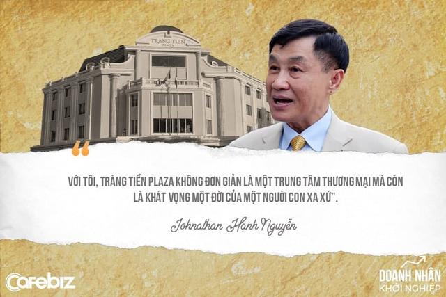 Vua hàng hiệu Johnathan Hạnh Nguyễn: Từng rửa xe, làm công nhân nhà máy cao su để có tiền ăn học - Ảnh 1.