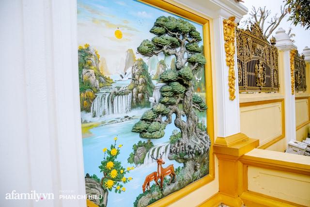 Đến thăm tòa lâu đài khủng nhất tỉnh Hưng Yên, vị đại gia nổi tiếng giản dị bật mí về giá trị thực sự của công trình làm nhiều người khó tưởng tượng - Ảnh 13.