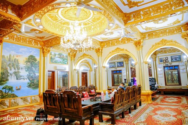 Đến thăm tòa lâu đài khủng nhất tỉnh Hưng Yên, vị đại gia nổi tiếng giản dị bật mí về giá trị thực sự của công trình làm nhiều người khó tưởng tượng - Ảnh 20.
