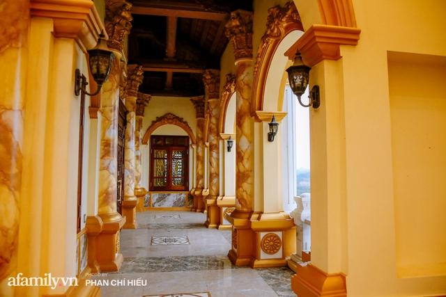Đến thăm tòa lâu đài khủng nhất tỉnh Hưng Yên, vị đại gia nổi tiếng giản dị bật mí về giá trị thực sự của công trình làm nhiều người khó tưởng tượng - Ảnh 23.