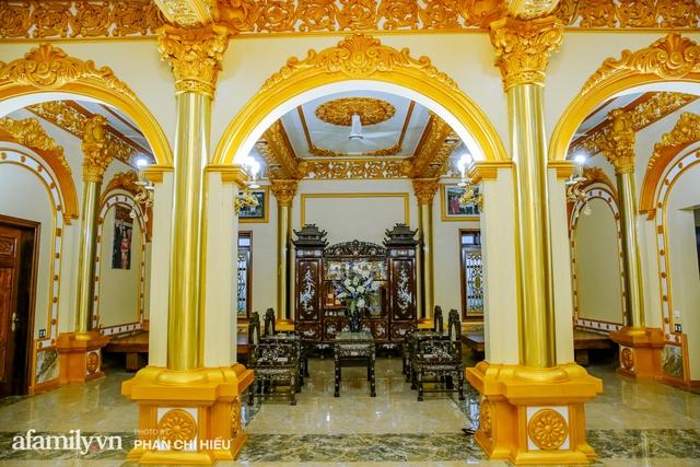 Đến thăm tòa lâu đài khủng nhất tỉnh Hưng Yên, vị đại gia nổi tiếng giản dị bật mí về giá trị thực sự của công trình làm nhiều người khó tưởng tượng - Ảnh 25.