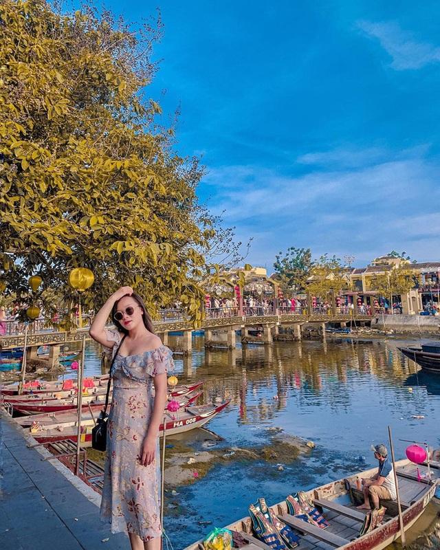 Hội An đang vào mùa đẹp nhất trong năm: Lưu ngay 11 địa điểm sống ảo lung linh rồi book vé tới chụp liền thôi - Ảnh 6.