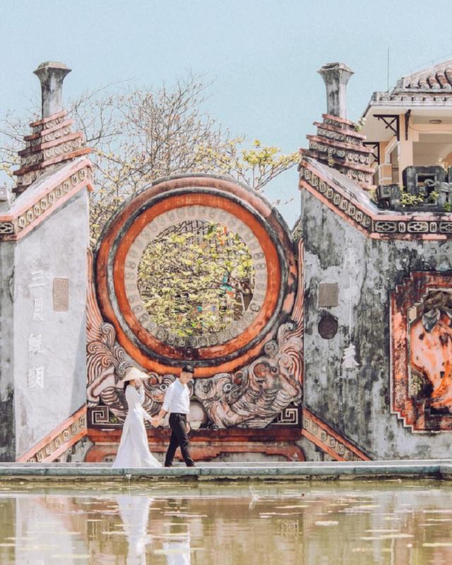 Hội An đang vào mùa đẹp nhất trong năm: Lưu ngay 11 địa điểm sống ảo lung linh rồi book vé tới chụp liền thôi - Ảnh 8.