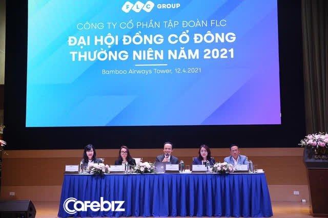Chủ tịch Trịnh Văn Quyết tuyên bố tặng voucher, combo nghỉ dưỡng cho cổ đông của FLC - Ảnh 1.