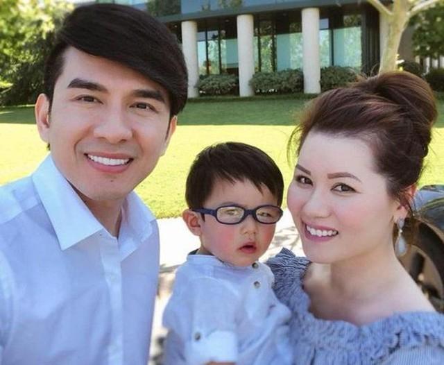 Những người vợ đại gia của giới showbiz Việt - Ảnh 1.