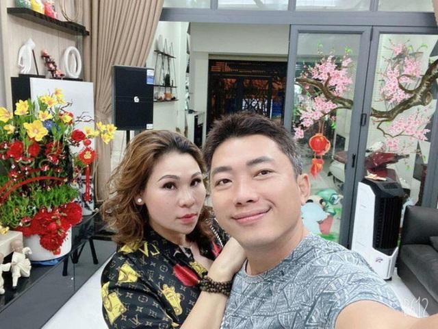 Những người vợ đại gia của giới showbiz Việt - Ảnh 5.