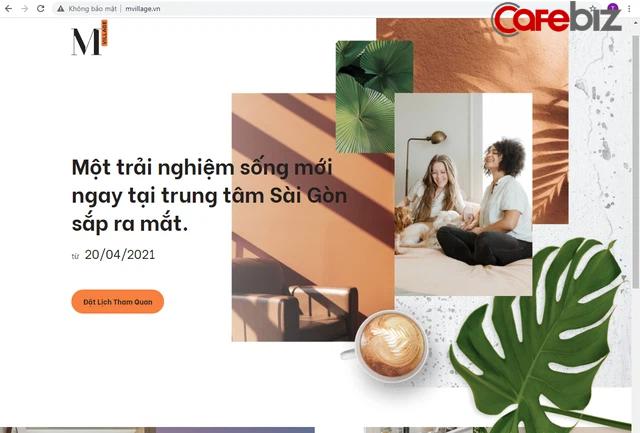Rời The Coffee House, Nguyễn Hải Ninh tiếp tục startup dự án mới chuyên về căn hộ dịch vụ M Village - Ảnh 3.