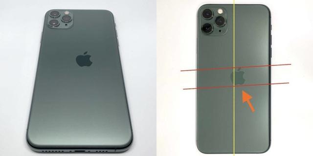 Chiếc iPhone 11 Pro độc nhất vô nhị với logo bị lệch được rao bán với giá 2.700 USD - Ảnh 1.
