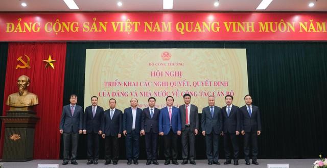 Tân Bộ trưởng Công Thương Nguyễn Hồng Diên: Công việc mới không tránh khỏi khó khăn  - Ảnh 1.