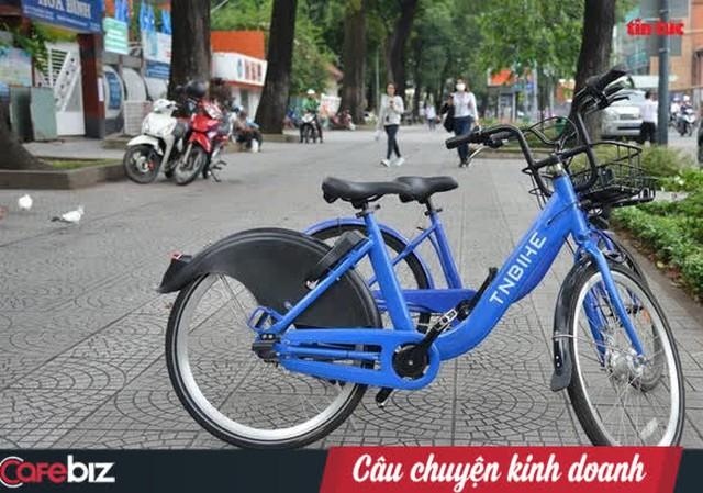 Thí điểm cho thuê xe đạp công cộng ở TPHCM: Mở khóa bằng QR Code, định vị GPS, thanh toán qua ví điện tử, giá chỉ 5.000 đồng/30 phút - Ảnh 1.