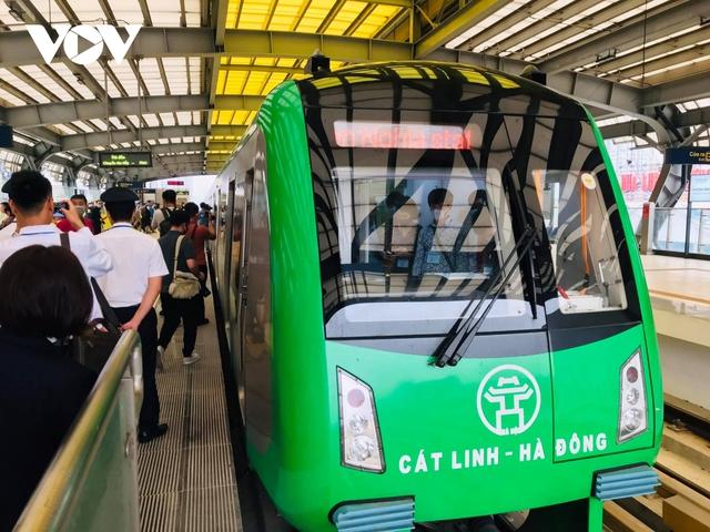 Vì sao đường sắt Cát Linh-Hà Đông chưa thể công bố các hạng mục đã kiểm đếm?  - Ảnh 1.