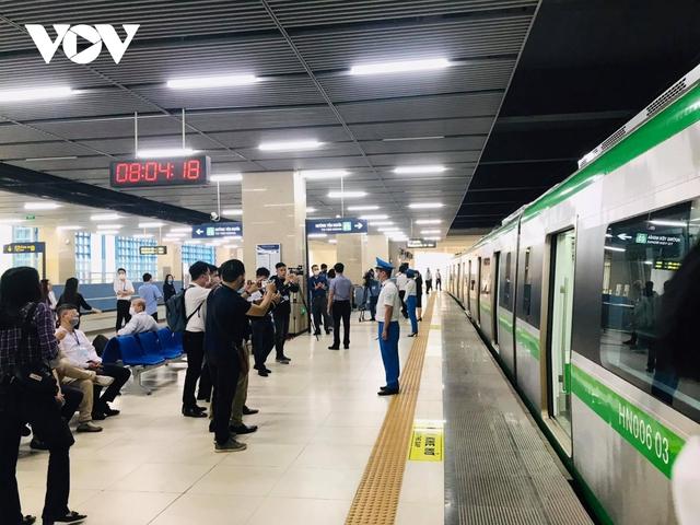Vì sao đường sắt Cát Linh-Hà Đông chưa thể công bố các hạng mục đã kiểm đếm?  - Ảnh 2.