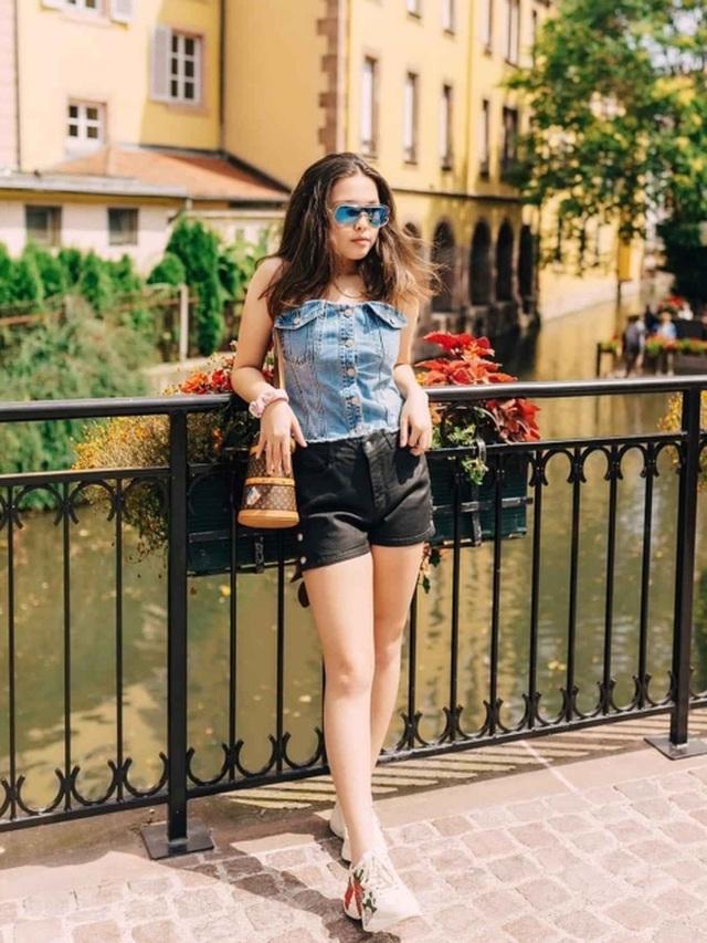 Con gái cả nhà Phượng Chanel: Rich kid đồ hiệu thứ thiệt, du học trường đắt bậc nhất nước Mỹ, học phí 1,5 tỷ đồng! - Ảnh 3.