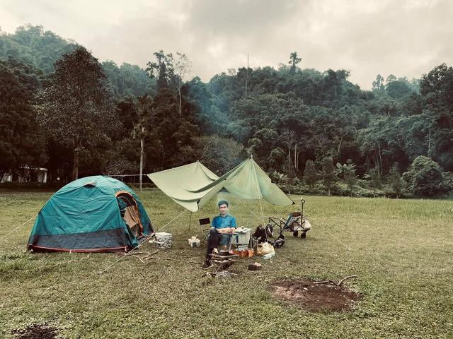 Nếu muốn thử Camping mà chưa biết chọn nơi nào để cắm lều thì đây là những địa điểm vừa hot lại đẹp từ Nam ra Bắc phải thử đến 1 lần - Ảnh 21.