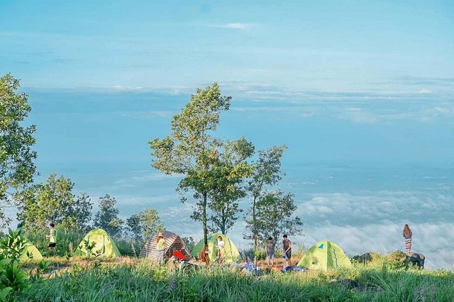Nếu muốn thử Camping mà chưa biết chọn nơi nào để cắm lều thì đây là những địa điểm vừa hot lại đẹp từ Nam ra Bắc phải thử đến 1 lần - Ảnh 36.