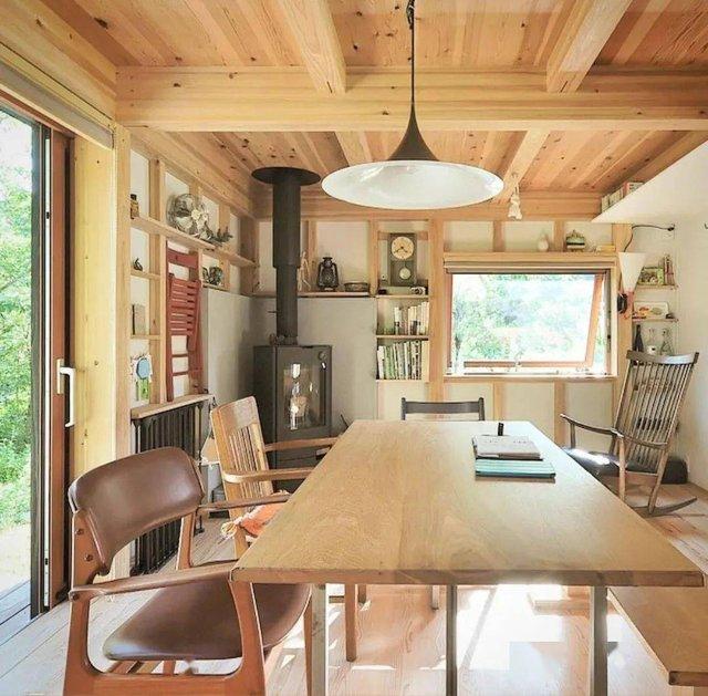Từ thành phố chuyển về nông thôn ở nhà gỗ, gia đình Nhật Bản biến cuộc sống bình thường trở thành thiên đường!  - Ảnh 3.