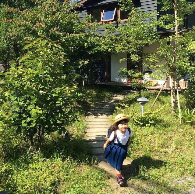 Từ thành phố chuyển về nông thôn ở nhà gỗ, gia đình Nhật Bản biến cuộc sống bình thường trở thành thiên đường! - Ảnh 14.
