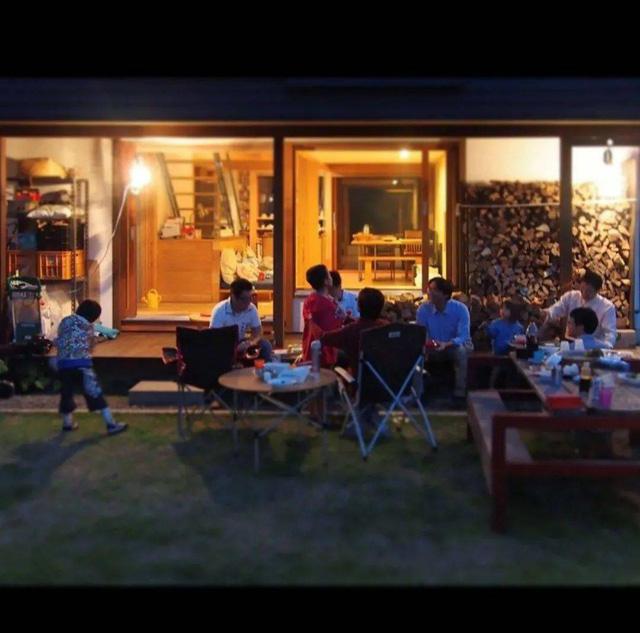 Từ thành phố chuyển về nông thôn ở nhà gỗ, gia đình Nhật Bản biến cuộc sống bình thường trở thành thiên đường!  - Ảnh 26.