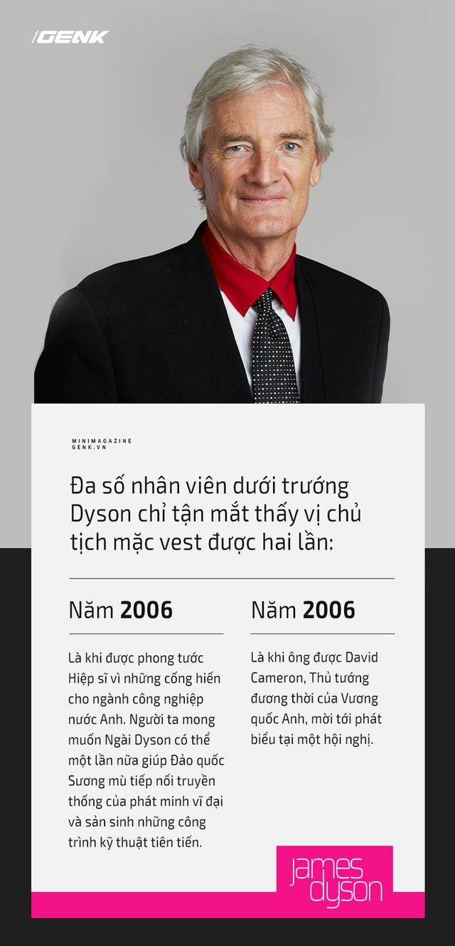 Những sự thật thú vị về Ngài James Dyson - vị kỹ sư, nhà thiết kế, nhà phát minh thiên tài sáng lập ra hãng điện máy Dyson vừa đặt chân tới Việt Nam - Ảnh 14.