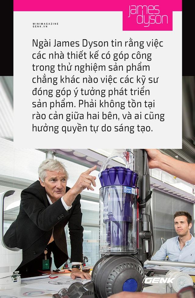 Những sự thật thú vị về Ngài James Dyson - vị kỹ sư, nhà thiết kế, nhà phát minh thiên tài sáng lập ra hãng điện máy Dyson vừa đặt chân tới Việt Nam - Ảnh 18.
