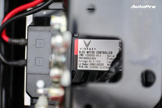 Lột trần VinFast Feliz trong 10 phút, kỹ sư điện đánh giá: Kết cấu đơn giản, dễ sửa, dễ độ nhưng vẫn còn điểm yếu - Ảnh 19.