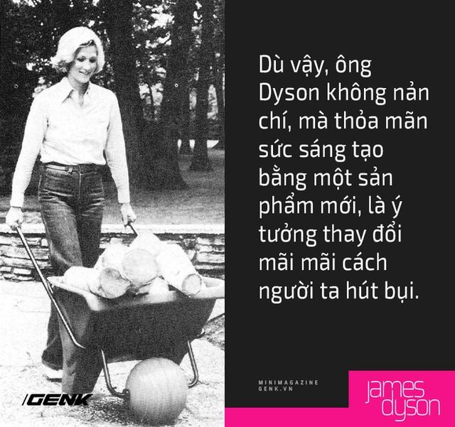 Những sự thật thú vị về Ngài James Dyson - vị kỹ sư, nhà thiết kế, nhà phát minh thiên tài sáng lập ra hãng điện máy Dyson vừa đặt chân tới Việt Nam - Ảnh 5.