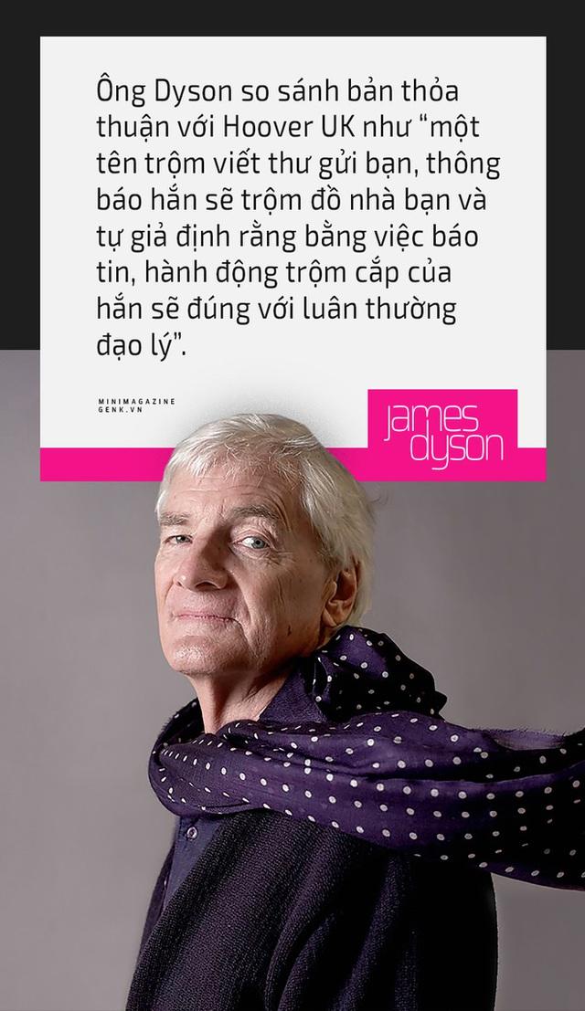 Những sự thật thú vị về Ngài James Dyson - vị kỹ sư, nhà thiết kế, nhà phát minh thiên tài sáng lập ra hãng điện máy Dyson vừa đặt chân tới Việt Nam - Ảnh 9.
