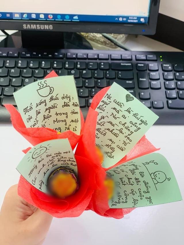 Chiêu PR cao tay của quán take away Sài Gòn: Mỗi ly cà phê đính kèm một lời chúc viết tay - Ảnh 3.