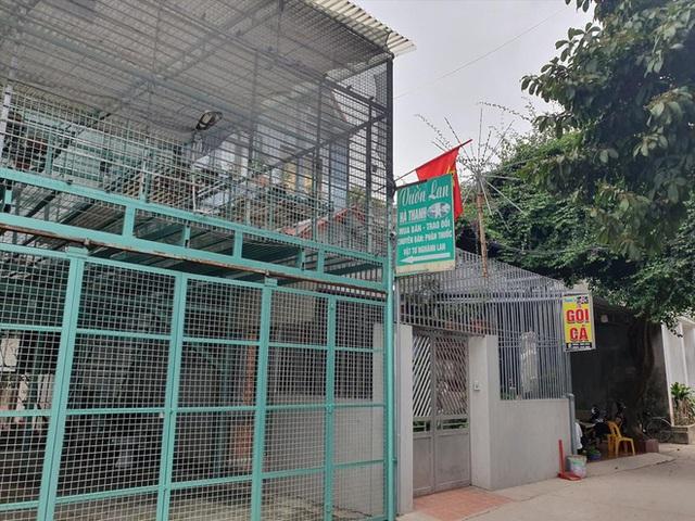 Chủ vườn lan ở Ứng Hòa không bỏ trốn như lời đồn trên mạng xã hội - Ảnh 1.