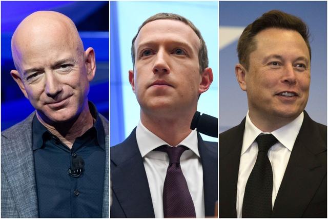 Hội chứng kẻ mạo danh: Tại sao những tài năng như Mark Zuckerberg, Jeff Bezos hay Elon Musk lại có suy nghĩ mình kém cỏi? - Ảnh 3.