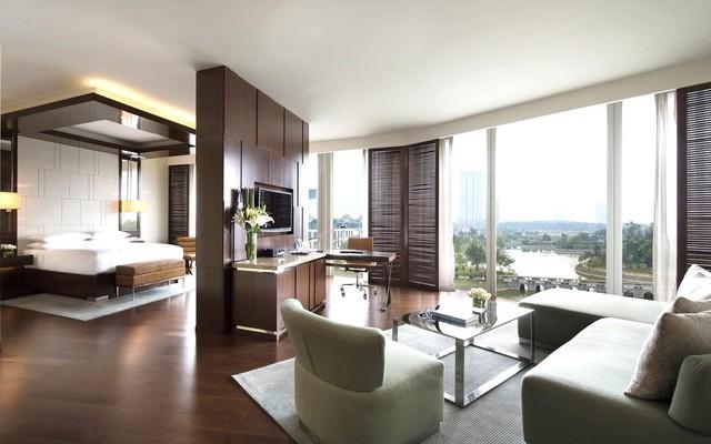 5 khách sạn xa xỉ nhất Việt Nam, chỉ giới thượng lưu mới dám thuê với mức giá lên đến cả chục nghìn đô 1 đêm - Ảnh 3.