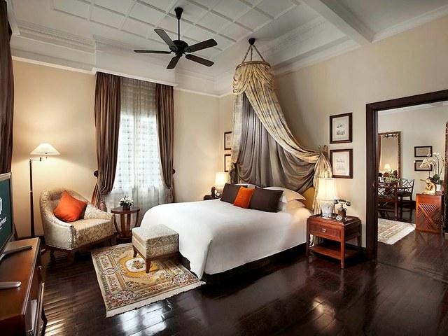 5 khách sạn xa xỉ nhất Việt Nam, chỉ giới thượng lưu mới dám thuê với mức giá lên đến cả chục nghìn đô 1 đêm - Ảnh 5.