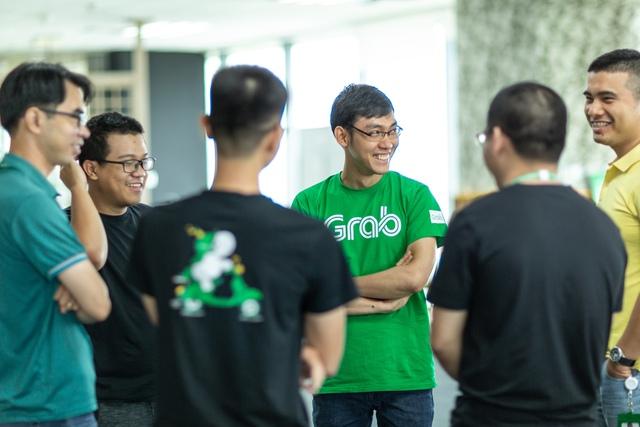Grab ra mắt Grab Future Unicorn - chương trình Kỳ Lân Tập Sự với mục tiêu nuôi dưỡng tài năng trẻ Việt Nam - Ảnh 1.