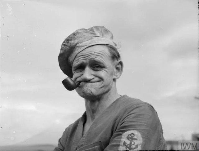 Nhân vật thủy thủ Popeye được lấy cảm hứng từ một người có thật, ý tưởng ăn rau chân vịt liền khỏe vô địch chỉ là để... dụ trẻ con ăn rau - Ảnh 3.