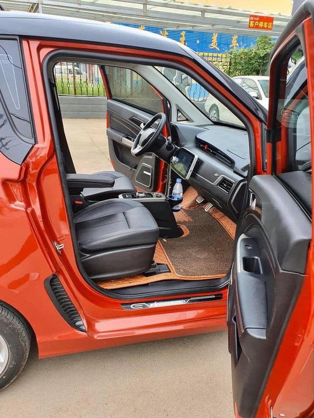 Phát sốt với ô tô điện siêu rẻ, chỉ từ 40 triệu đồng, có mẫu đã được rao bán tại Việt Nam - Ảnh 4.