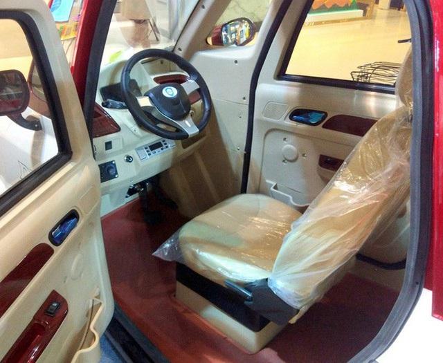 Phát sốt với ô tô điện siêu rẻ, chỉ từ 40 triệu đồng, có mẫu đã được rao bán tại Việt Nam - Ảnh 5.