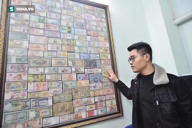 Vua tiền tệ bóc mẽ tờ 1.000 đồng cũ nát hét giá 140 triệu: Ảo như thổi giá lan đột biến - Ảnh 2.
