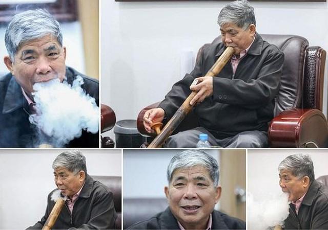 Chân dung ông Lê Thanh Thản - đại gia hút điếu cày đi Rolls-Royce vừa bị đề nghị truy tố tội lừa dối khách hàng - Ảnh 4.