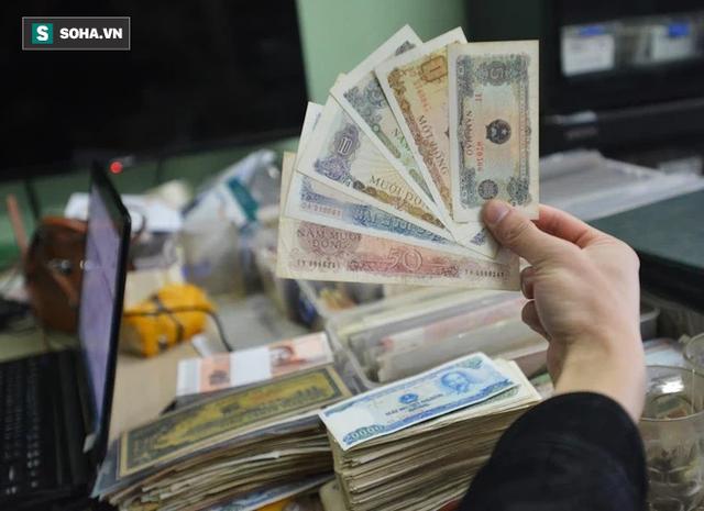 Vua tiền tệ bóc mẽ tờ 1.000 đồng cũ nát hét giá 140 triệu: Ảo như thổi giá lan đột biến - Ảnh 3.